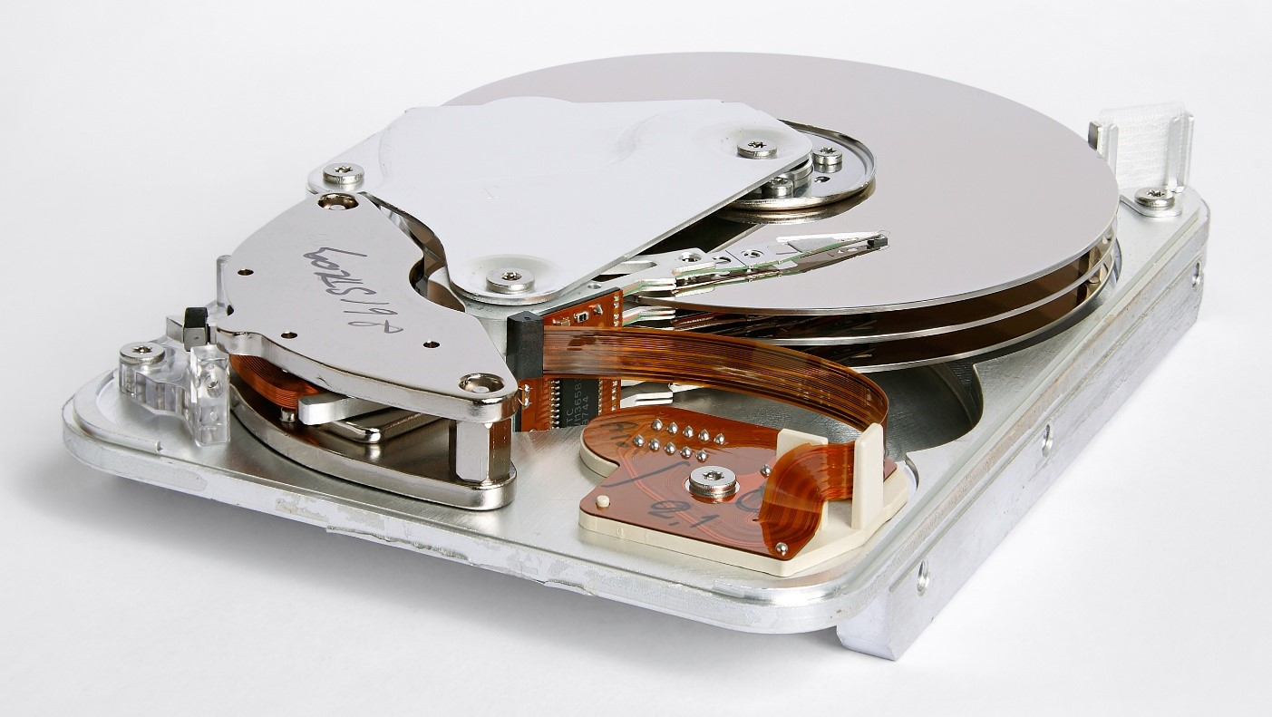 HARD DRIVE FILE RECOVERY